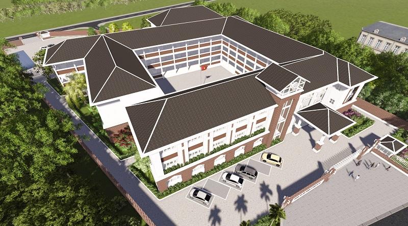 Trường học khu đô thị Phú Lương