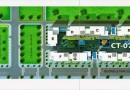 Bán căn hộ 57m2 tại dự án Parkview residence, 2 ngủ+ 2 vs Ở NGAY
