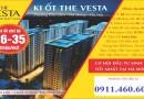 Bán kiot Chung cư The Vesta Hà Đông
