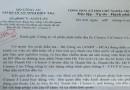 Bộ xây dựng yêu cầu dự án Thanh Hà- Cienco 5 dừng huy động vốn
