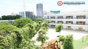 Trường quốc tế nhật bản JIS